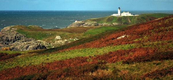 Lighthouse near Portpatrick by Marmite