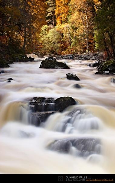 Dunkeld Falls ... by sut68