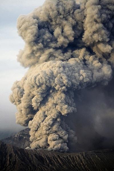 eruption by widjaba