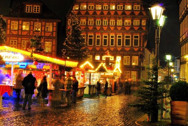Christmas Market Hildesheim 2010-1 by gabriel_flr