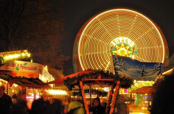 Christmas Market - 2 by gabriel_flr