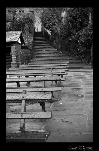 Stairway by frispy