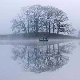 Esthwaite mists