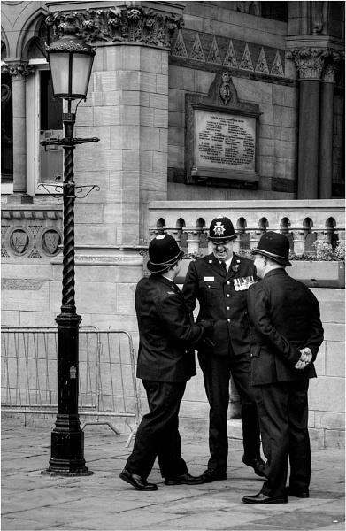 The Laughing Policeman by davidhu