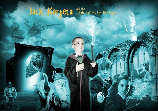 Jack Potter by Skull