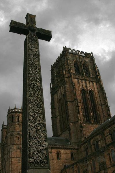 Durham Cathedral by DarkAngel