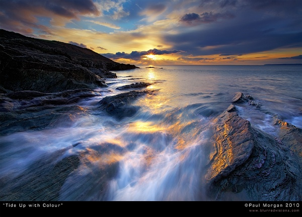 Tide Up with Colour by pmorgan