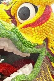 Veggie Dragon