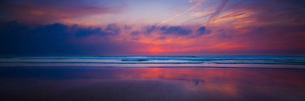 Sand, Sea and Sky by BillyGoatGruff