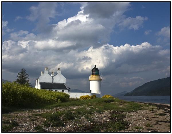 The Lighthouse by MickyMc