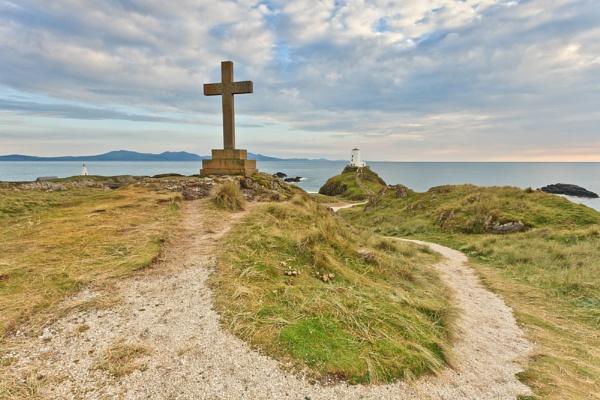 Llanddwyn Island by SGIBBONS