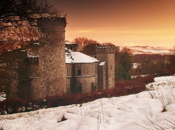Bells Castle....Killeavy Castle by dmull