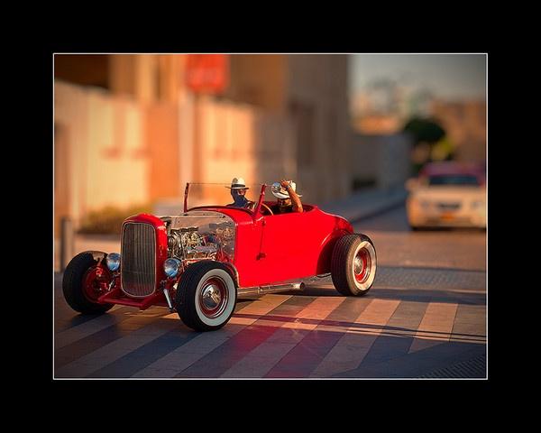 Classic Car by Saigonkick