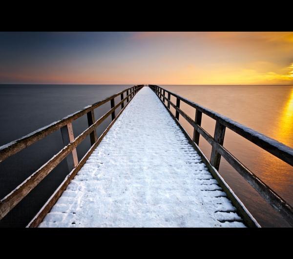 Wooden Pier by Martin_D