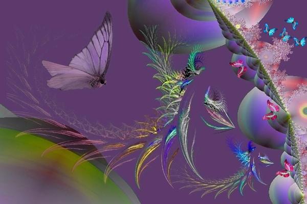 Fractal Dreams by bayleaf1