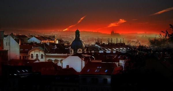 Prague by petrnikl