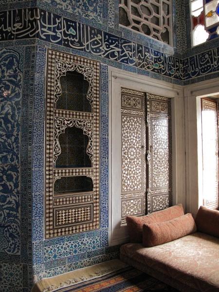 Topkapi Palace by ambercat