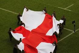 England v South Africa 2010