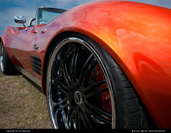 Corvette Stingray by pdsdigital
