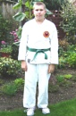 Keiran - Green Belt. by Gypsyman