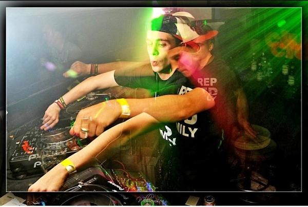 DJ @ Work by WILBURFORCE
