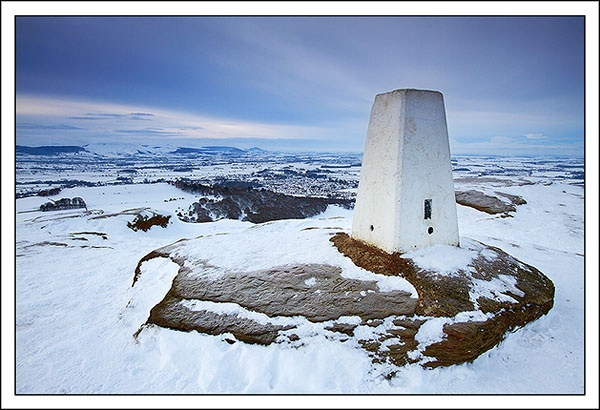 Roseberry Summit by srh