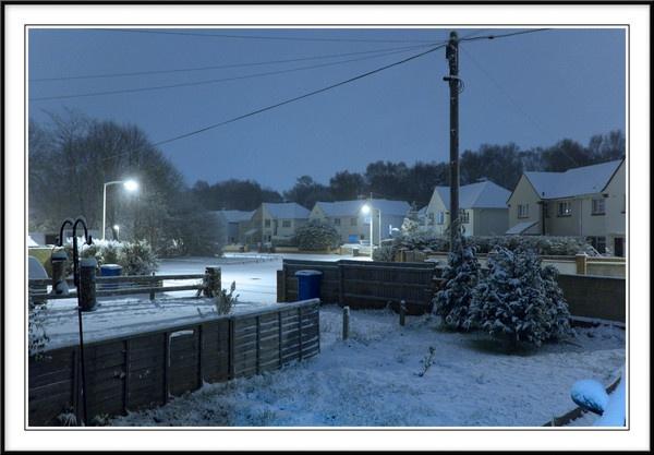 Virgin snow by mohikan22
