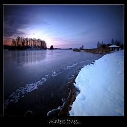 Winters tones...