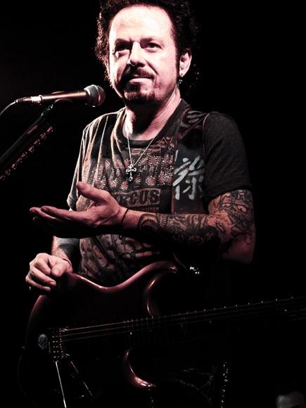 Steve Lukather by lloydee