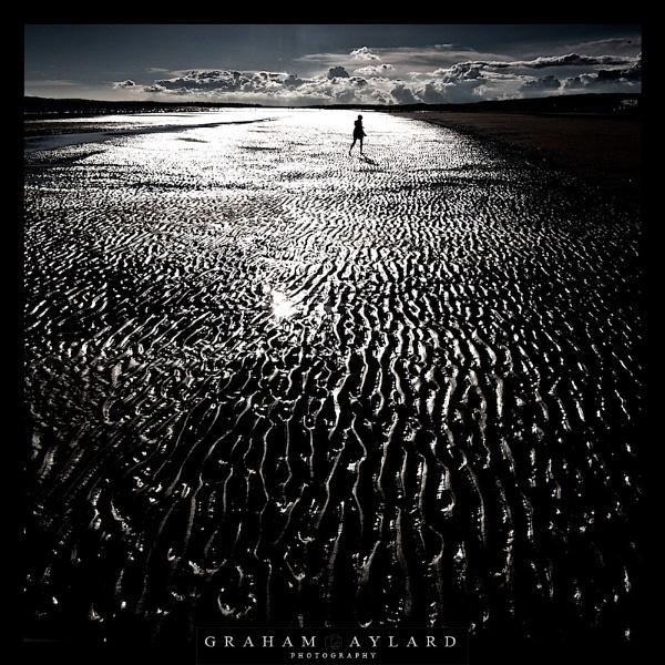 Walk Across the Sand by Graham_Aylard