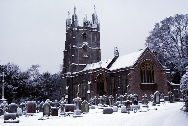 Wraxall Church by jon gopsill