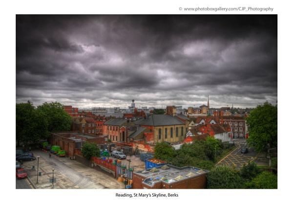 Gloomy Berkshire by Cristian