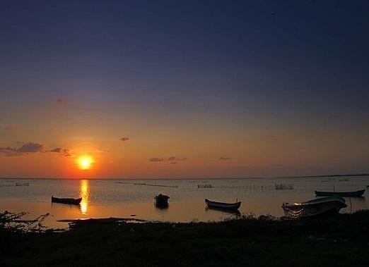 sunset at Jaffna_original by rshanthini