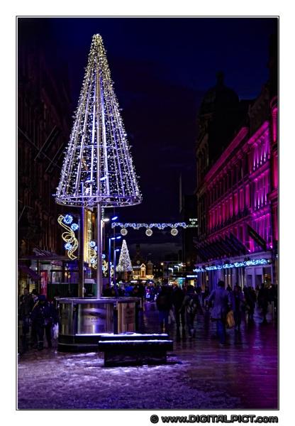 Glasgow Winter by uggyy