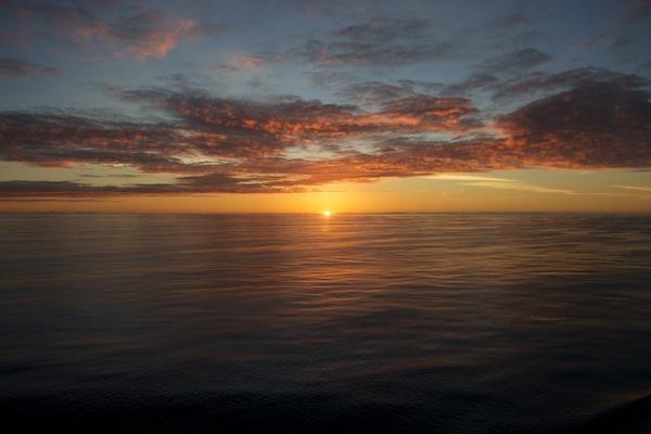 Caribbean Sunrise by iajohnston