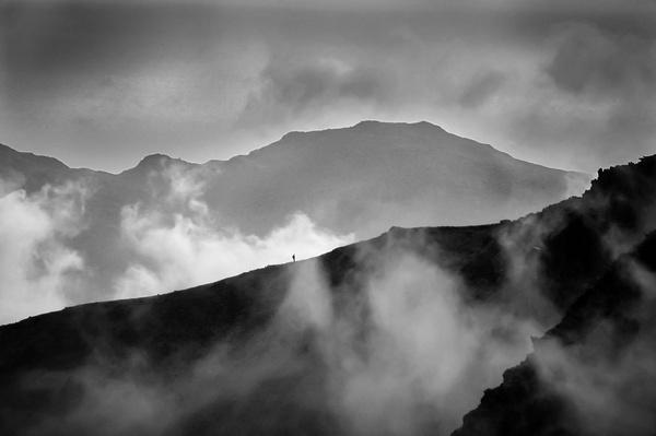 Climbing the Ridge by carbonbianchi