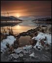 Winter By The Lake by garymcparland