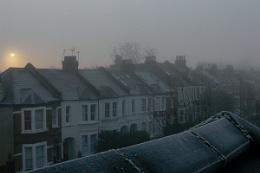 Frosty Misty Start