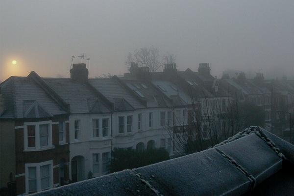 Frosty Misty Start by LivW