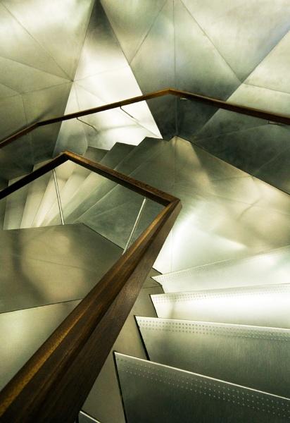 Spanish stairs II by Strobe