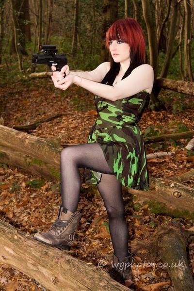 army girl by jynx78