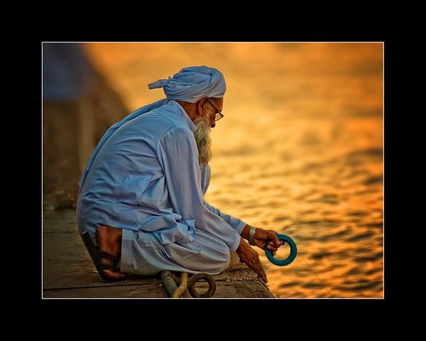 Fishing Time by Saigonkick
