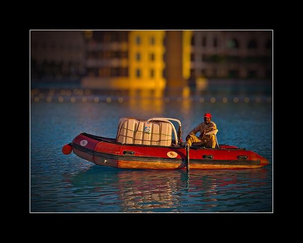 Rubber Boat by Saigonkick