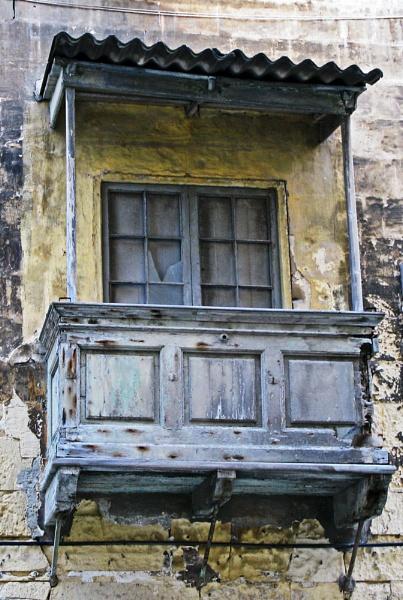 Balcony by ChasD