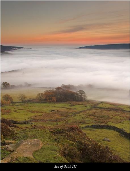 Sea of Mist III by DaveMead