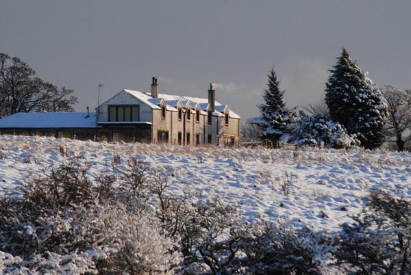 snowed in by rhonahelen