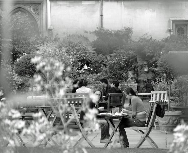 Tea Break by Markus_Brehm