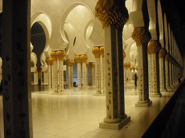 Golden Pillars by lev93