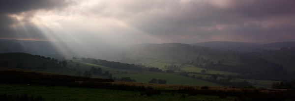 Upper Swaledale Pano by johnboy0103