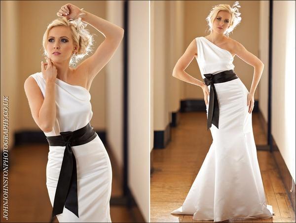 Bridal Dress Wear by JohnJohnstonPhotography